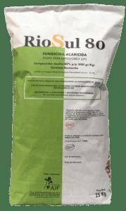 Riosul 80 azufre fluidificado espolvoreo