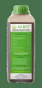 Albit bioestimulante residuo cero
