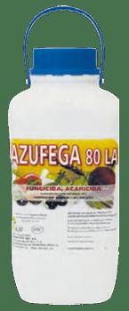 Azufega 80 fungicida acaricida ecológico