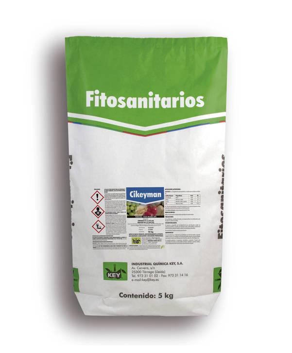 Cikeyman fungicida con cimoxanilo y mancozeb