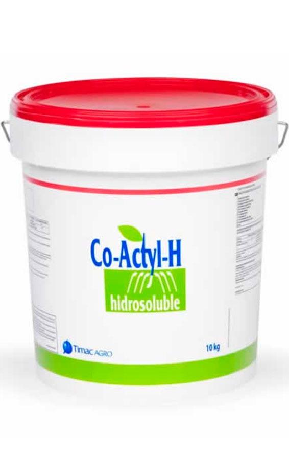 COACTYL H es una enmienda orgánica hidrosoluble