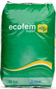 ECOFEM es una enmienda orgánica procedente de materias de origen animal