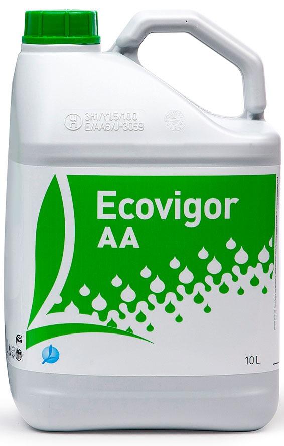 ECOVIGOR AA, es un bioestimulante de origen vegetal