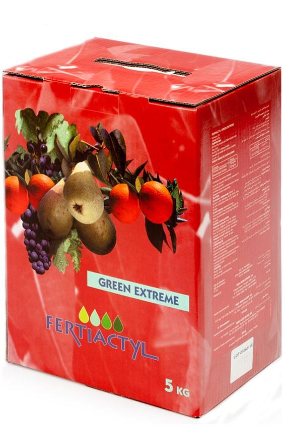 FERTIACTYL GREEN EXTREME corrector de carencias de hierro.