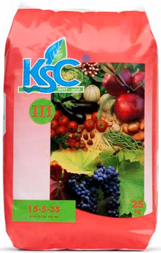 KSC PHYTACTYL, es un fertilizante hidrosoluble