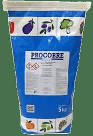 Procrobre fungicida ecológico
