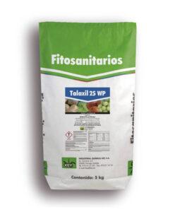 Talaxil fungicida con metalaxil
