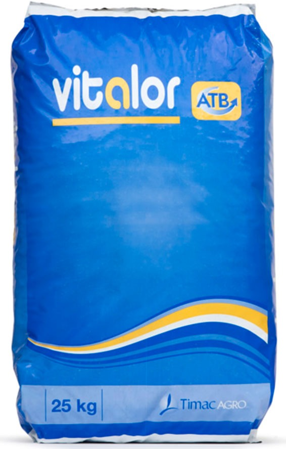 vitalor Fertilizante organo-mineral activado con el complejo ATB