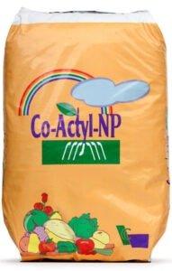 coactyl-NP fertilizante estimulante del sistema defensivo de la planta.