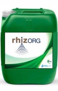 RHIZORG es un potenciador orgánico del suelo