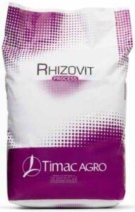 RHIZOVIT PROCESS es un fertilizante complejo granulado,